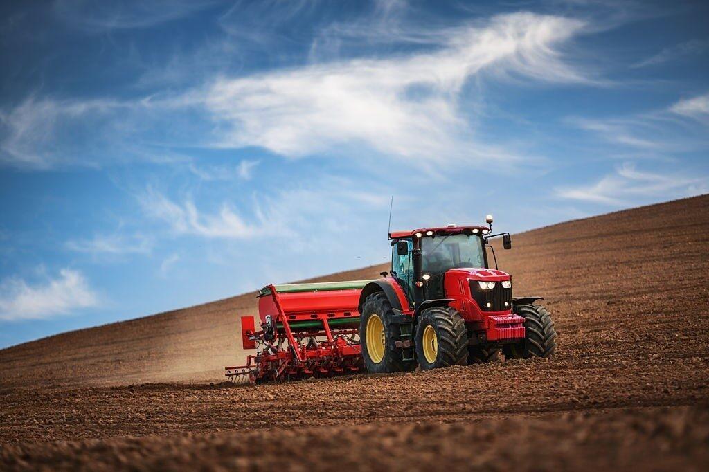 Importancia de los neumáticos agrícolas
