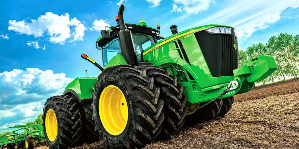 blog cover Tirex tipo de llantas para tractor